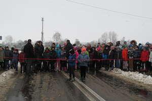 Most na Kraszewskiego oficjalne otwarty