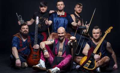 Energetyczny kozacki rock w AnderGrancie. Na scenie Haydamaky!
