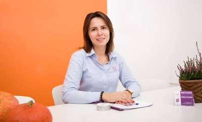Natalia Ulewicz, dietetyk kliniczny