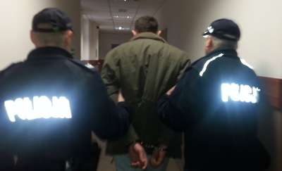 Policyjny dozór dla mężczyzny, który groził pracownicy opieki społecznej
