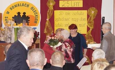 """DPS """"Zacisze"""" w Kowalach Oleckich ma 25 lat"""