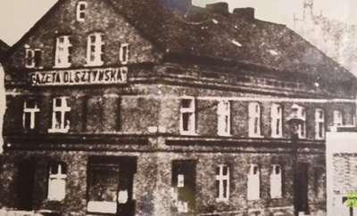 Warmia: Jan Liszewski i Seweryn Pieniężny - historia Gazety Olsztyńskiej