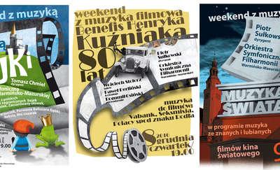 Muzyka filmowa w Olsztynie. Trzy dni koncertów!