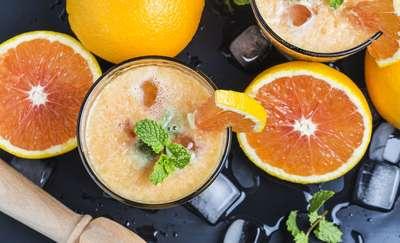 Zalety picia owocowo-warzywnych koktajli