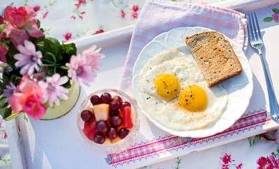 Bez zjedzonego śniadania ani rusz