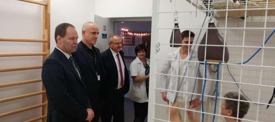 W ubiegłym tygodniu odbyło się uroczyste otwarcie dziennego Domu Opieki Medycznej fot. SP