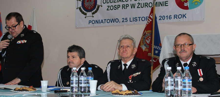 Nowym Prezesem został Jerzy Rzymowski (pierwszy od prawej)