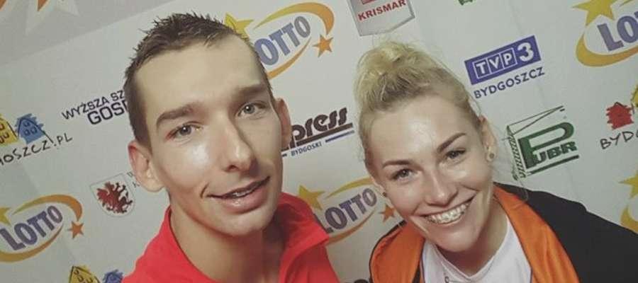 Miłosz Jankowski i Martyna Mikołajczak — nowi rekordziści świata na ergometrze na dystansie 100 km