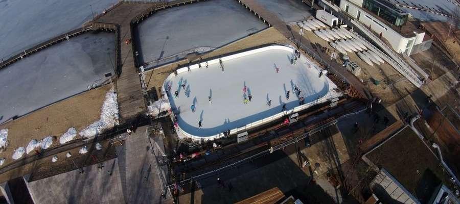 """W sobotę rusza lodowisko w CRS """"Ukiel""""!"""
