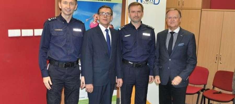 Powiat nowomiejski wyróżniony za najwyższy poziom bezpieczeństwa ruchu drogowego w województwie