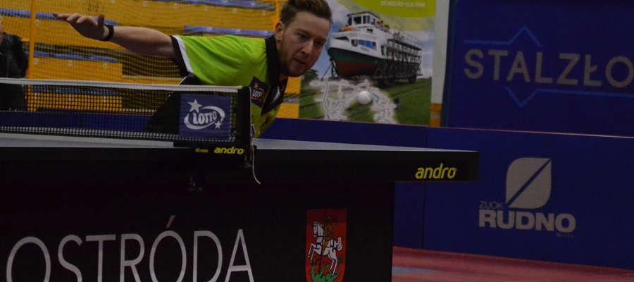 Tenisiści stołowi Morlin pokonali Dojlidy i awansowali na 3. miejsce