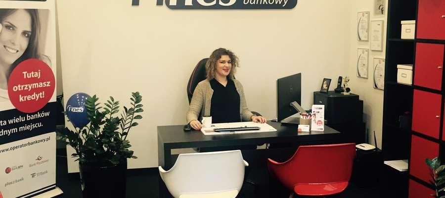 Placówka operatora bankowego Fines w Lidzbarku Warmińskim obchodziła rocznicę działalności