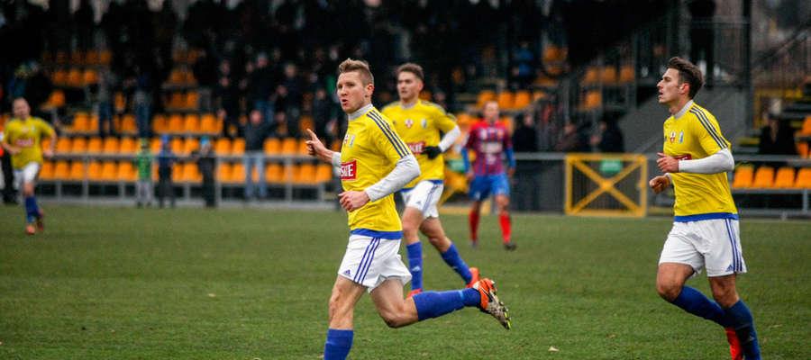 Paweł Piceluk strzelił podczas pierwszej części sezonu najwięcej goli dla Olimpii Elbląg (dziesięć). Ten wynik zapewnił mu również prowadzenie w klasyfikacji snajperów w II lidze