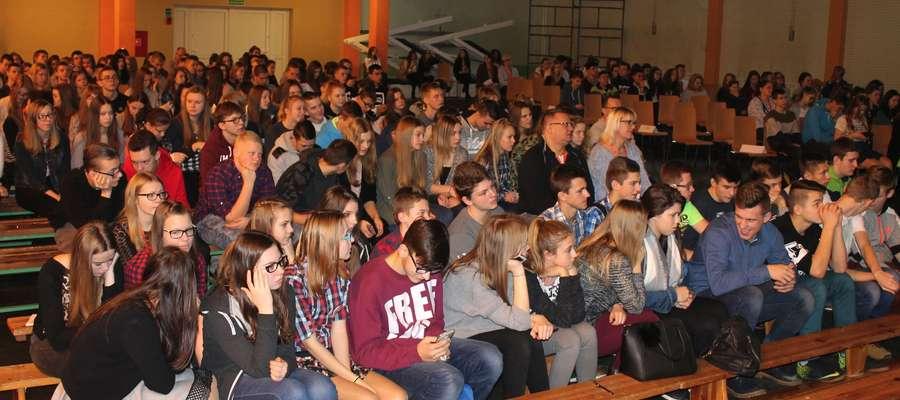 Festyn Zawodoznawczy w lubawskim Zespole Szkół