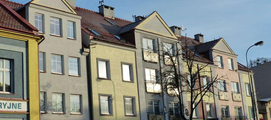 Do zdarzenia doszło w bloku przy ulicy Kościuszki 3
