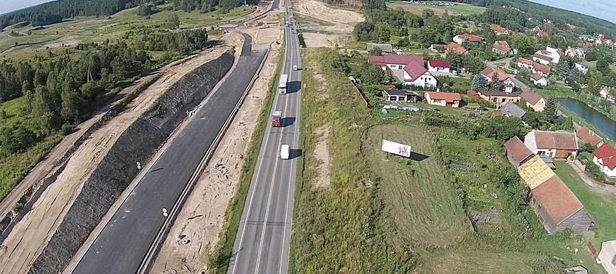 Budowa S51 na trasie Olsztyn-Olsztynek zostanie wstrzymana? Działkowcy znaleźli uchybienia i grożą pozwem