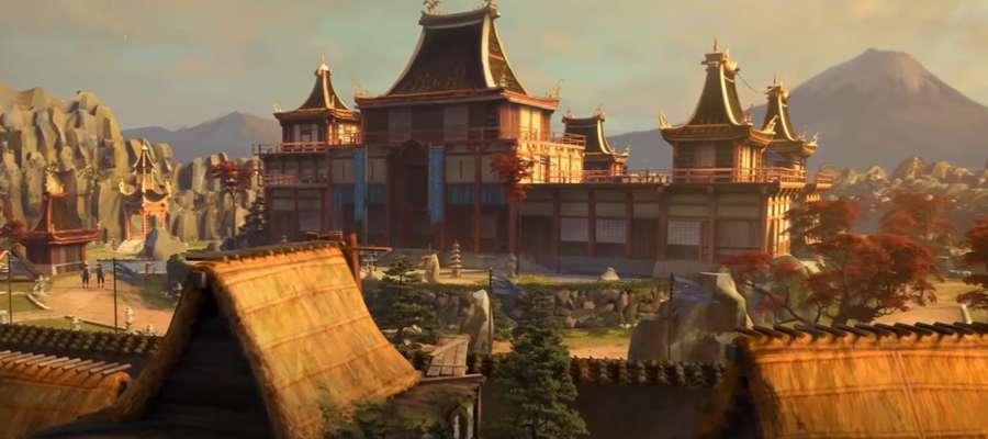 "Fragment zwiastuna premierowego ""Shadow Tactics: Blades of the Shogun""."