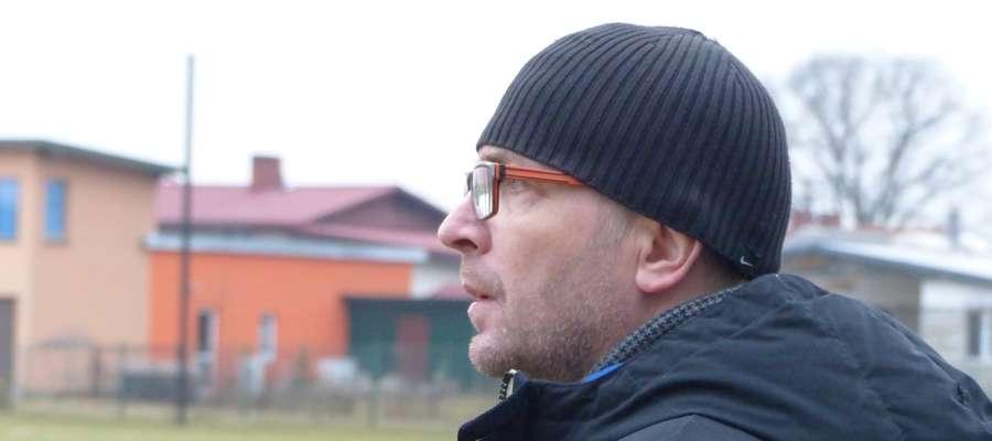 Wojciech Tarnowski po pół roku wraca do pracy w GKS Wikielec