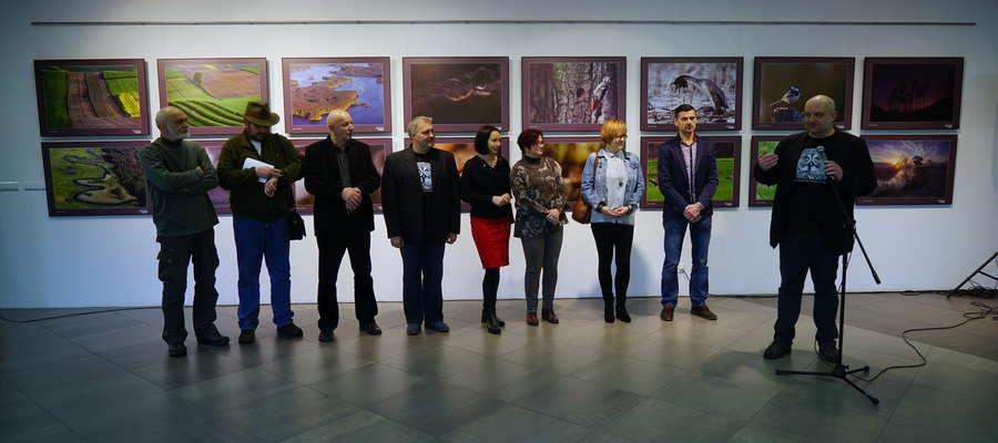 Lidzbarczanin Wojciech Wójcik wziął udział w IX Międzynarodowym Festiwalu Fotografii i Filmu Przyrodniczego Sztuka Natury