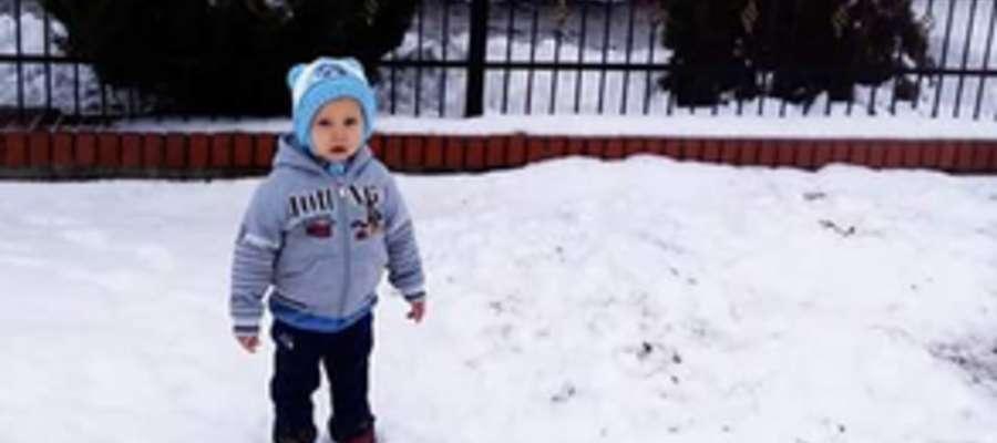 Zimowym Brzdącem naszego powiatu został Kamil Kaczmarczyk!