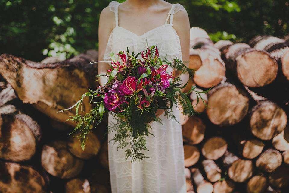 Bukiet ślubny na miarę twoich marzeń - full image