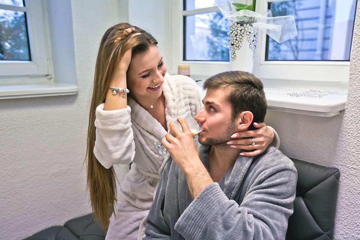 Jak zmniejszyć przedślubny stres? - full image