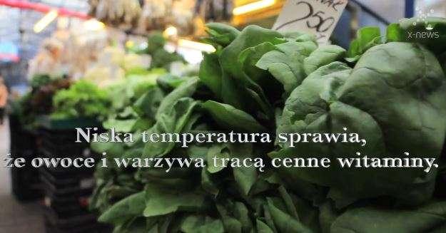 Warzywa i owoce, których nie należy przechowywać w lodówce - full image