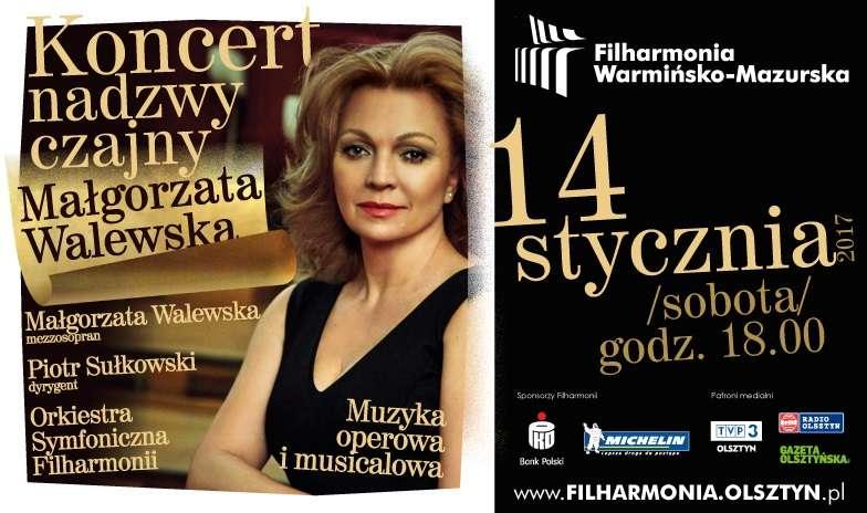 Koncert nadzwyczajny w Filharmonii Warmińsko-Mazurskiej - full image