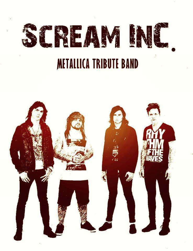 Tribute To Metallica - Scream Inc w Anderze - full image