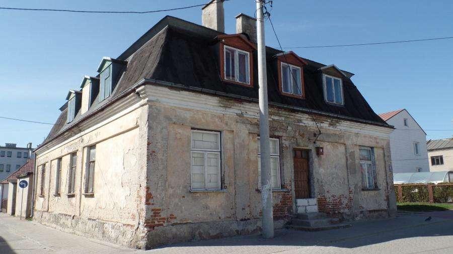 Budynek modlitewny Bet-Hamidrasz, fot. UM Maków Maz.