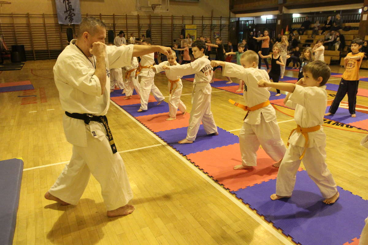 Zimowa Akademia Karate - full image