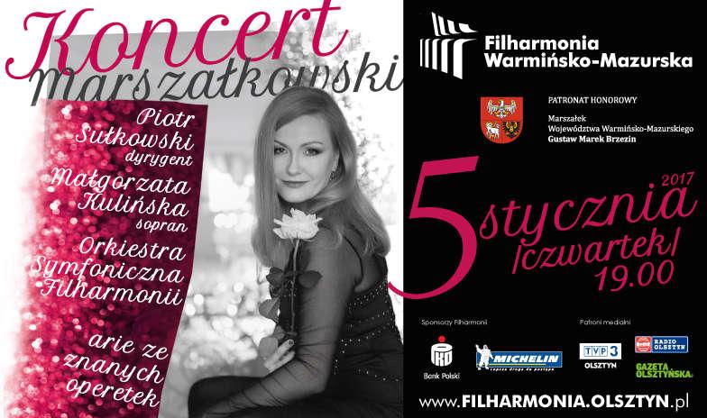 """""""Koncert marszałkowski"""" w Filharmonii Warmińsko-Mazurskiej - full image"""