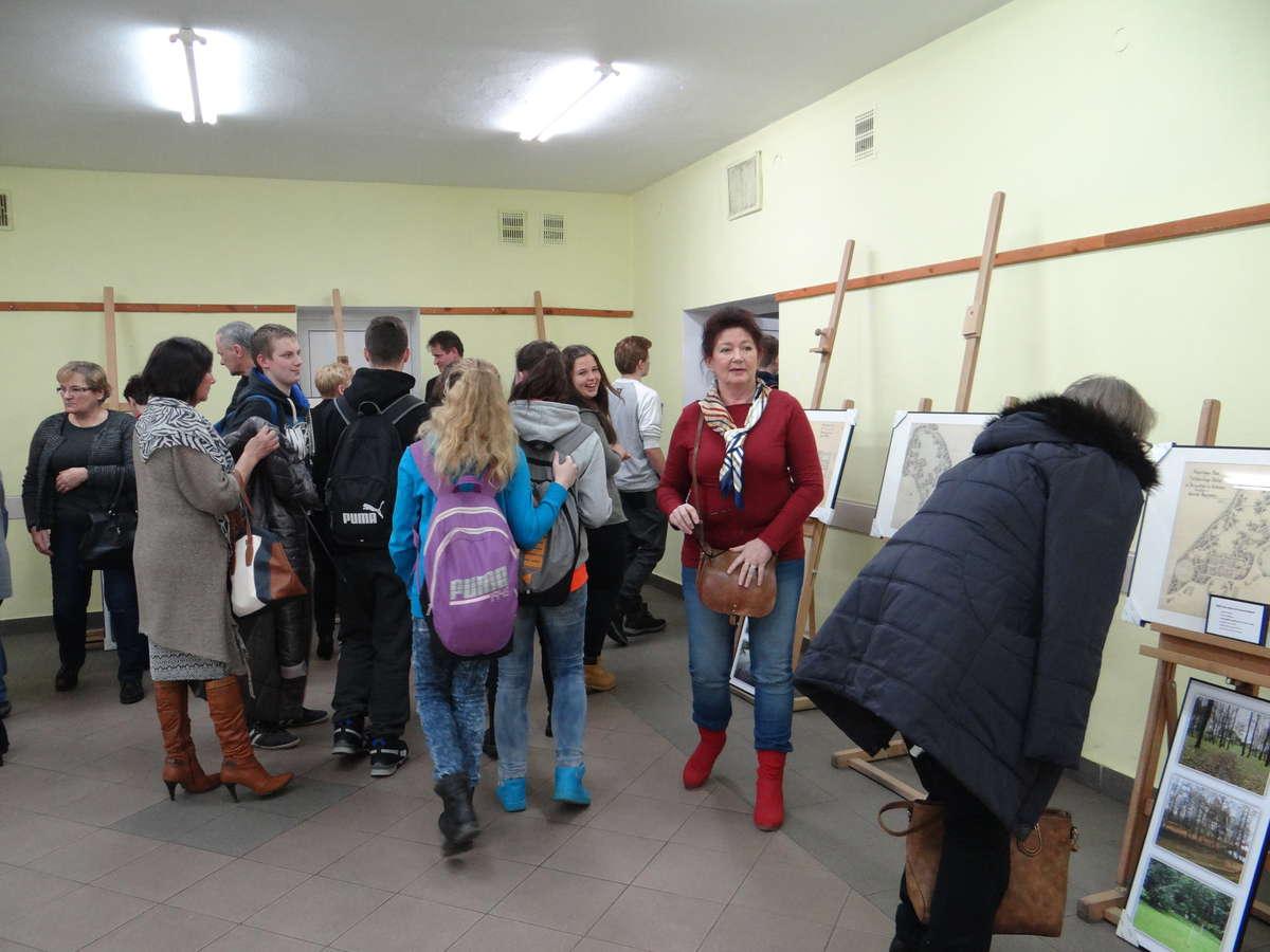 Wernisaż wystawy w Kiwitach