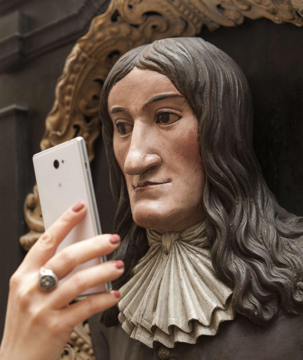 Zrób sobie selfie z arcydziełem i wygraj nagrodę - full image