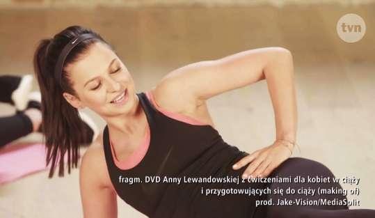 Ania Lewandowska opowiedziała o ciąży i nowym projekcie - full image