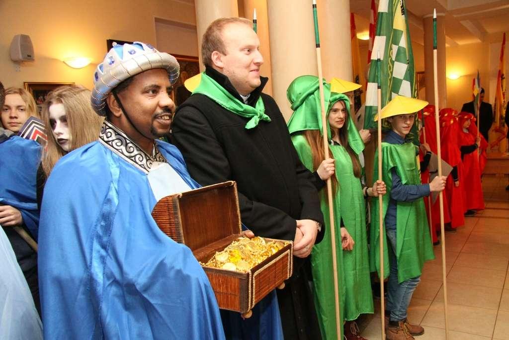 Abdul Elkhatib już po raz trzeci wystąpi w roli Króla Baltazara - full image