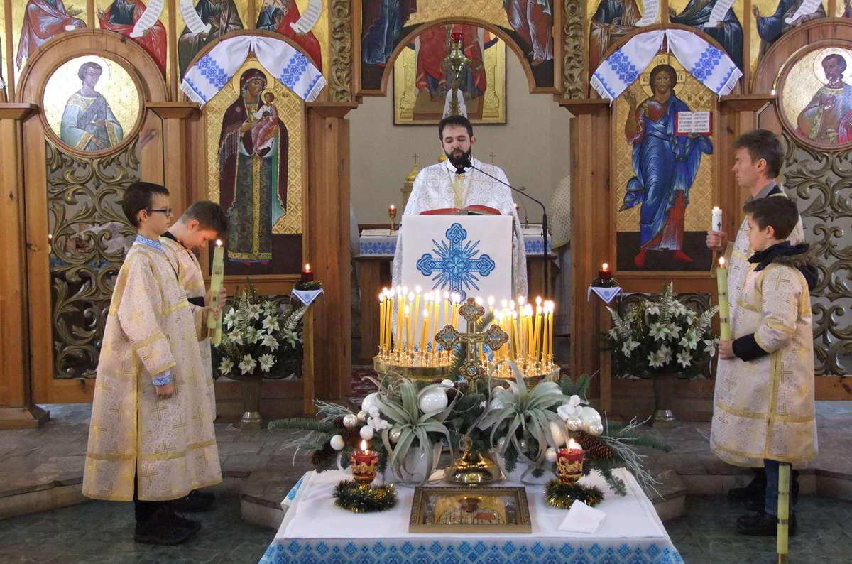 Święto patrona cerkwi greckokatolickiej w Kętrzynie - full image