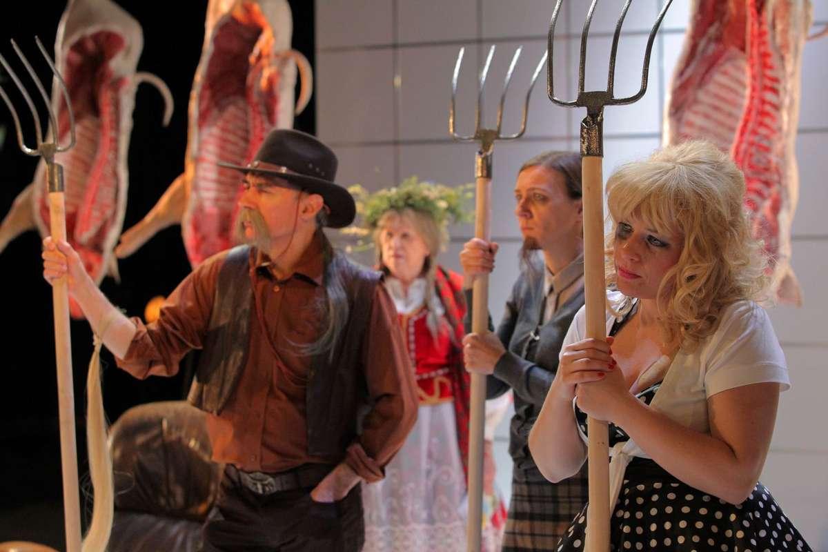 Dwa przedstawienia olsztyńskich teatrów w ogólnopolskim konkursie - full image