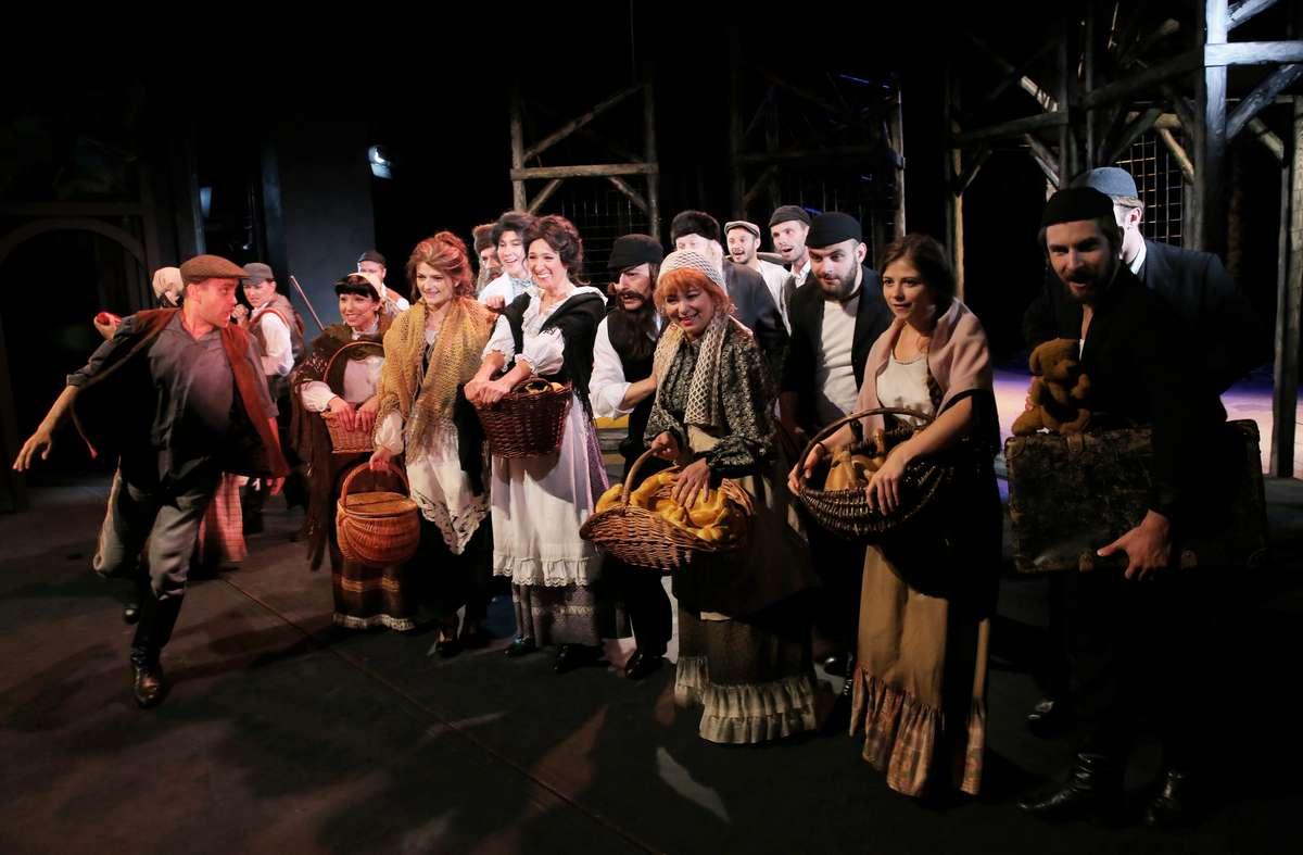 Gorąca zima w Teatrze Jaracza - full image