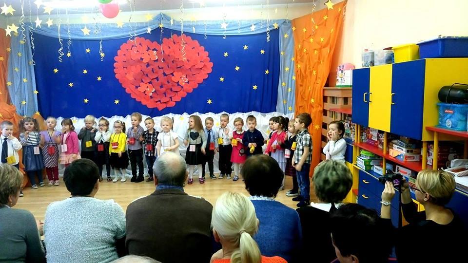 Dzień Babci I Dziadka W Przedszkolu Publicznym Nr 6 Gazeta