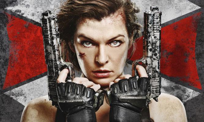Resident Evil, Sing... Złap bilety do Heliosa!