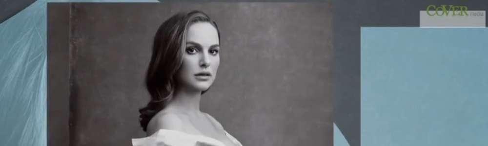 Ciążowa sesja zdjęciowa Natalie Portman w Vanity Fair