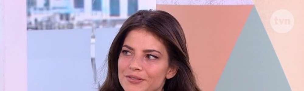 Weronika Rosati odniosła się do serialu Belle Epoque