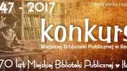 Konkurs MEM-owy w iławskiej bibliotece