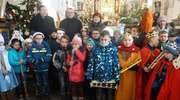 Uczniowie wystąpili w kościele