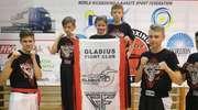 Zawodnicy Gladiusa Ostróda na dobry początek zdobyli osiem medali