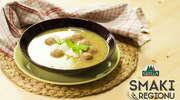 Przepis na obiad - zupa czosnianka