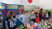 Szkoła Podstawowa w Zaborowie wspiera WOŚP