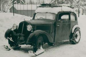Skodą na Śnieżkę, czyli historia skody popular