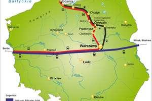 Chorzelska strefa na Jedwabnym Szlaku?